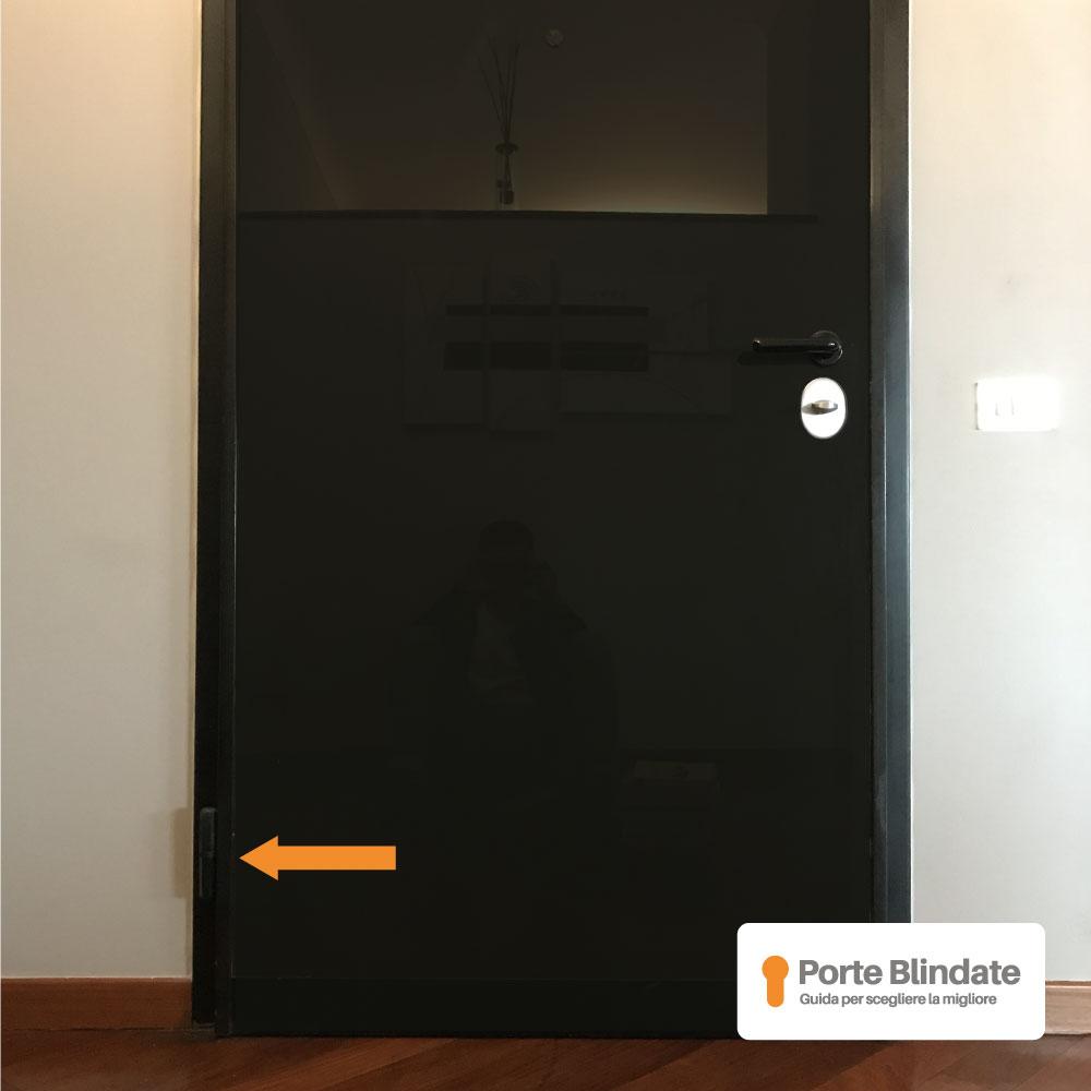 Porte Blindate Piacentini Recensioni regolazione porta blindata: come alzare la porta blindata