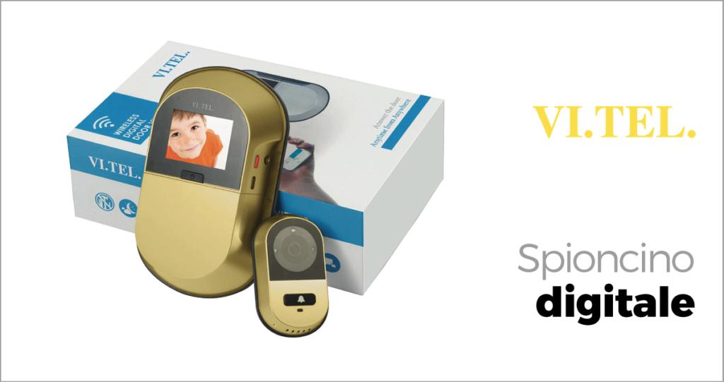 Domus Spioncino Digitale.Spioncino Digitale Wifi Vitel E0551 Recensione Completa Con