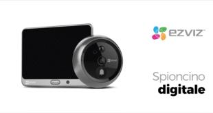 Ezviz DP1: Il Migliore Spioncino Digitale Wifi con Sensore di Movimento