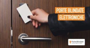 Porte Blindate Elettroniche