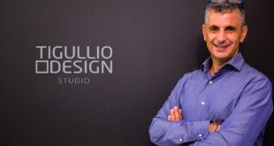 Studio Tigullio Design: il primo showroom di Porte Blindate in cui puoi…dormire
