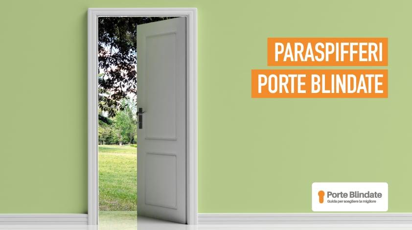 Paraspiffero Porta Blindata